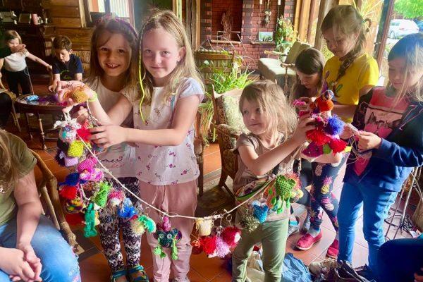 HOtel przyjazny dzieciom w Tyliczu