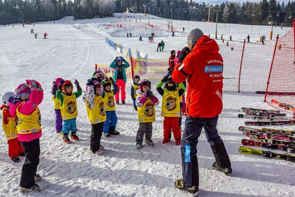 Tylicz instruktor narciarstwa hotel